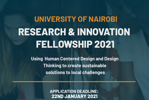 UON Research and Innovation Fellowship