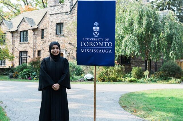 University of Toronto Scholars Programme for International Applicants in Canada - 2021/2022