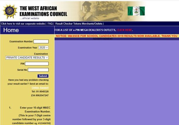 How to Check Your WAEC Results - 2020